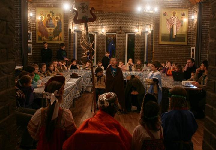 Лагерь-бивак «ТРИ ОГНЯ» в селе Макарово