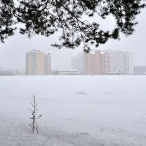 Поход 15 января 2017 года в ненастную погоду
